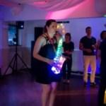 Illuminated Branded Drumming Show