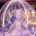 Gliding Snow Globe