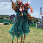 Beautiful Bird Stilts