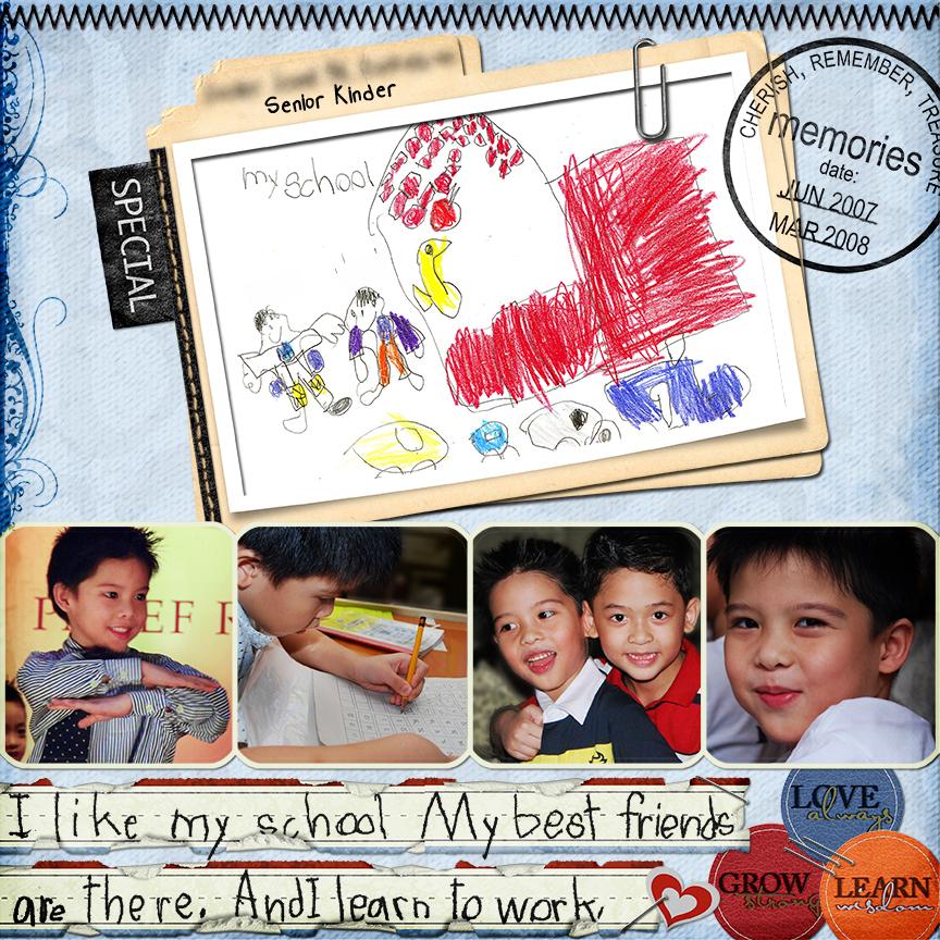 J's SchoolPage