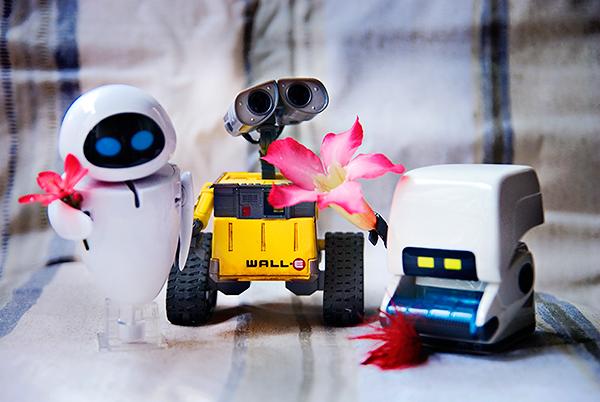 Wall-E & Friends