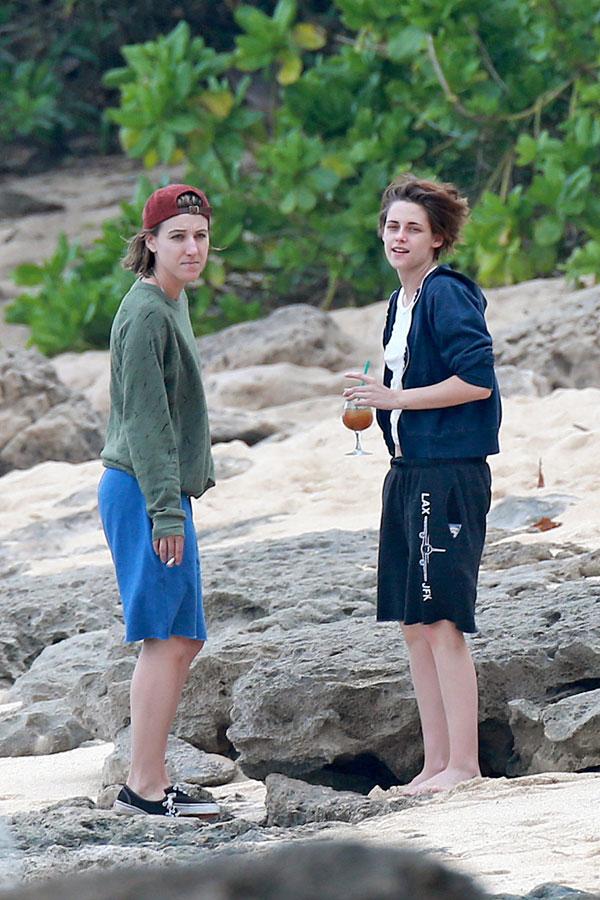 Kristen Stewart nie datovania Robert Pattinson