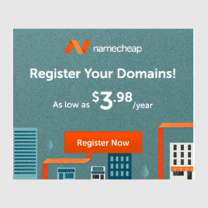 Namecheap register domains
