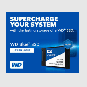 WD PC Blue SSD Western Digital Livestream Deals
