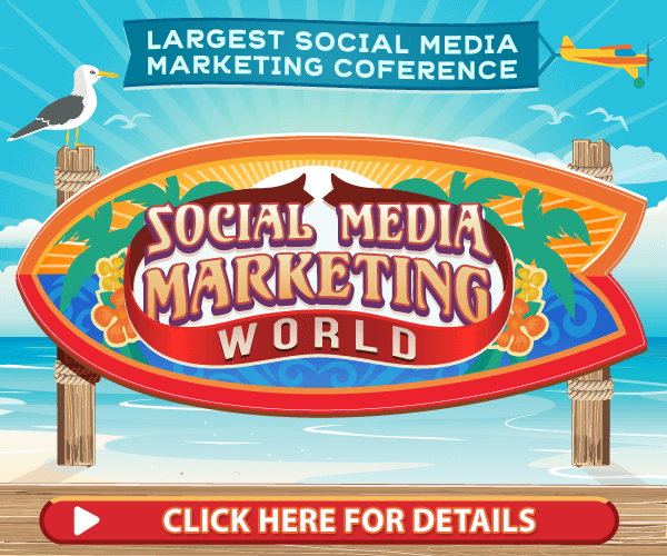 Social Media Marketing World 2018 SMMW18