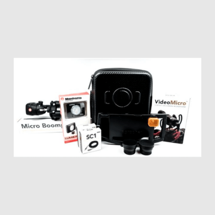 iOgrapher Ultimate Filmmaking Bundle for iPhone