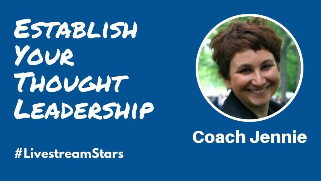 Coach Jennie Mustafa-Julock Livestream Universe Stars