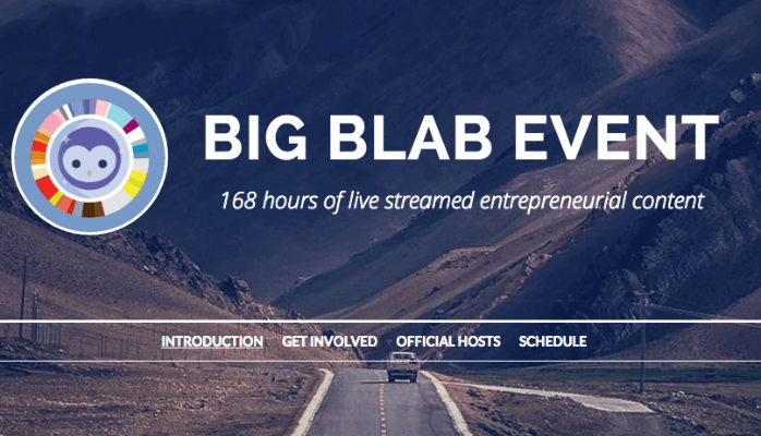 Big Blab Event