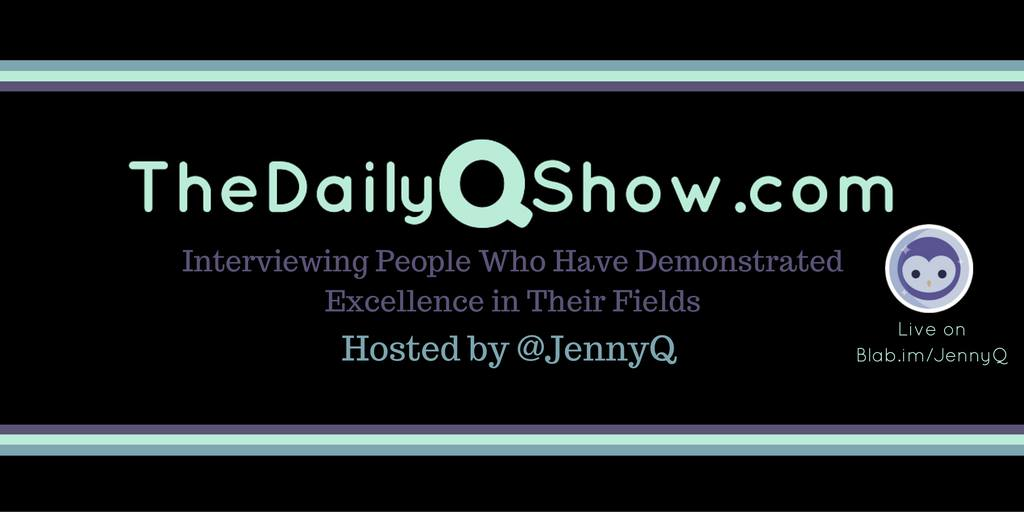 Jennifer Quinn Queen of Blab Livestream Universe