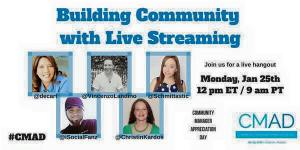Livestreaming Panel