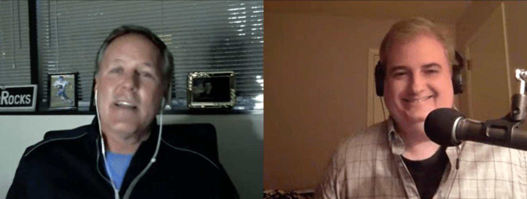 Mitch Jackson Ross Brand Livestream Universe Stars