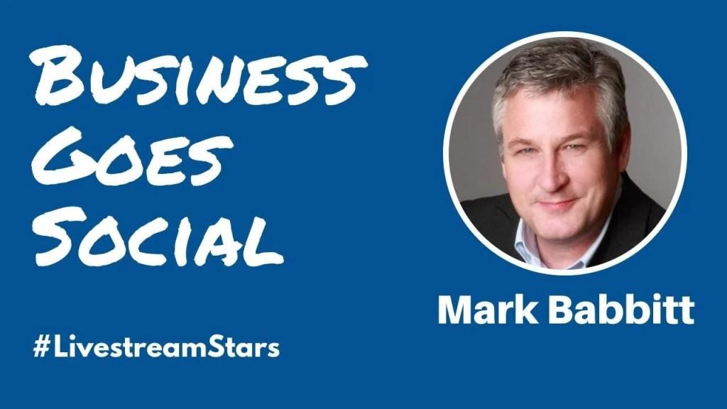 Mark Babbitt Livestream Universe Stars
