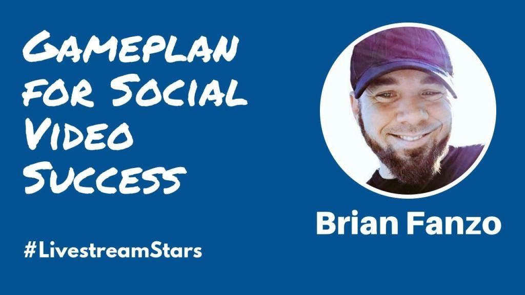 Brian Fanzo isocialfanz Livestream Universe Stars