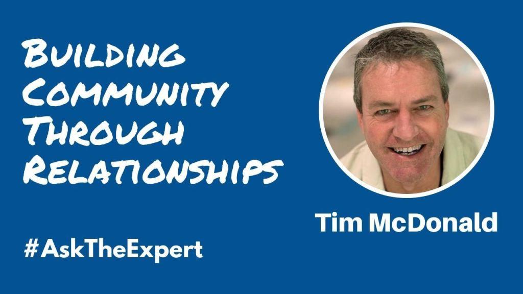 Tim McDonald Livestream Universe ask the expert