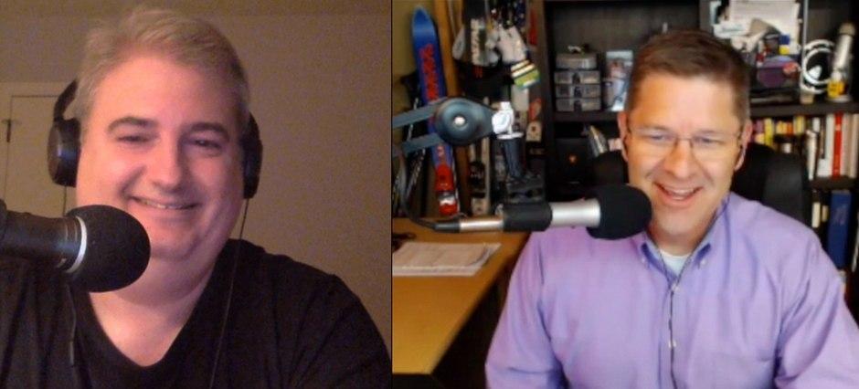 Ross Brand Jim Collison Livestream Universe Stars
