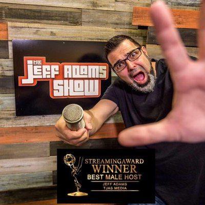 Jeff Adams Livestream Universe Stars
