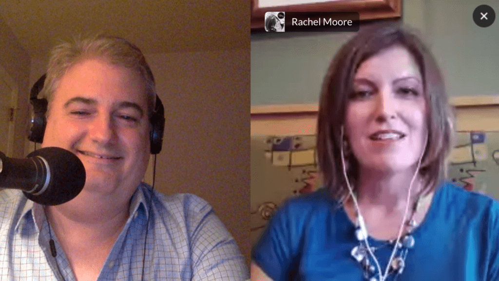 Livestream Stars Ross Brand Rachel Moore
