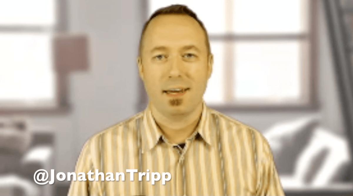 Jonathan Tripp Livestream Universe Spotlight