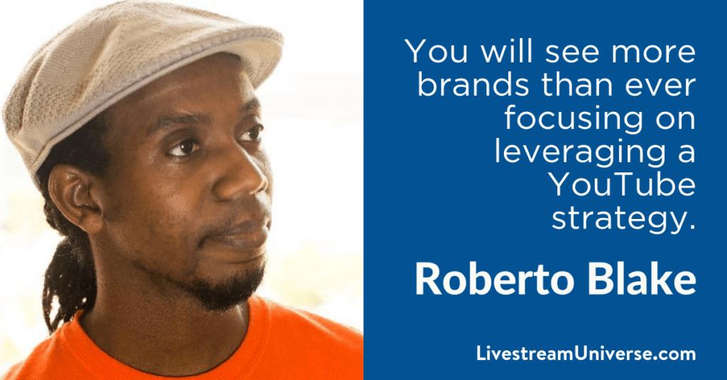 Roberto Blake 2017 Prediction Livestream Universe