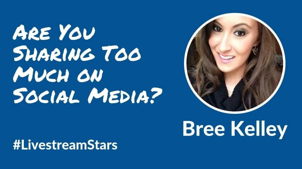 Bree Kelley Livestream Universe Stars