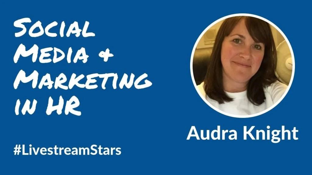 Audra Knight Livestream Universe Stars