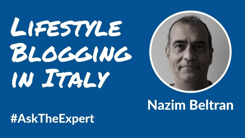 Nazim Beltran Livestream Universe Ask the Expert