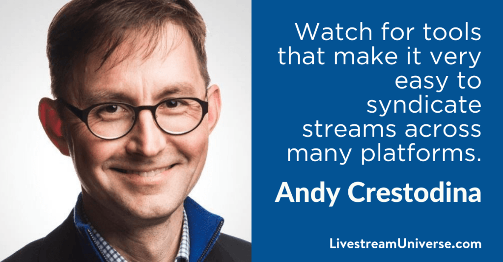 Andy Crestodina 2017 Prediction Livestream Universe