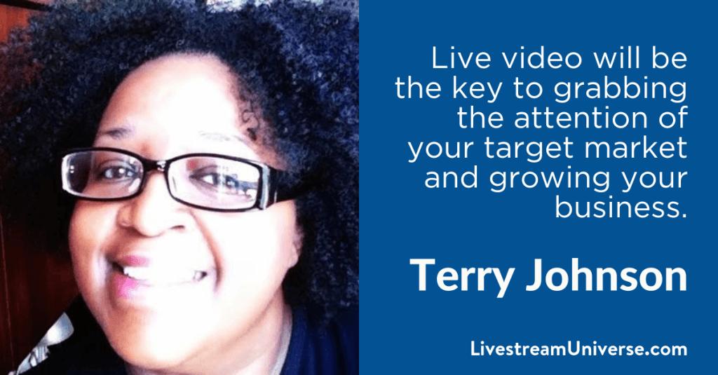 Terry Johnson 2017 Prediction Livestream Universe