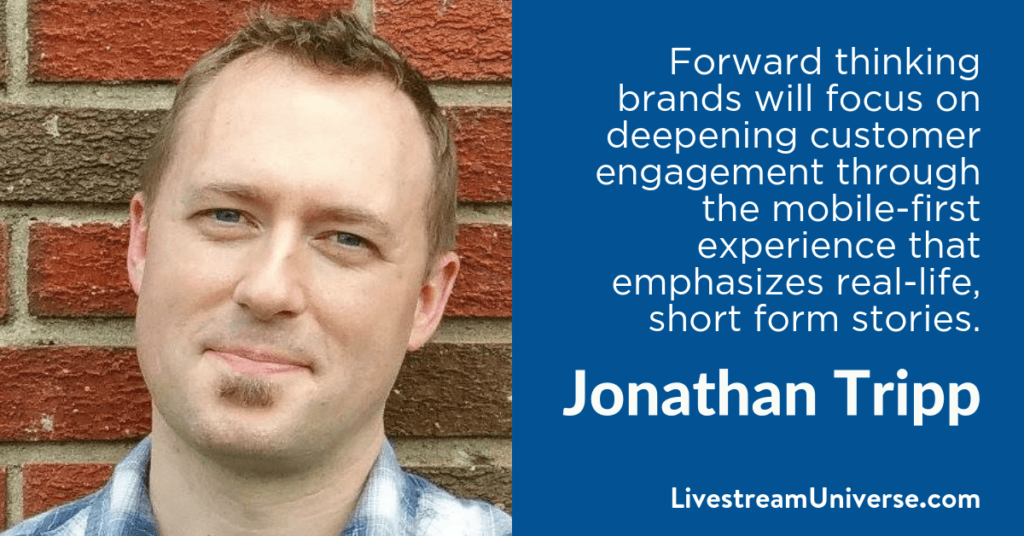 Jonathan Tripp 2017 Prediction Livestream Universe