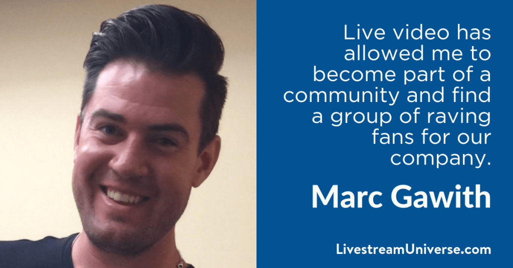 Marc Gawith 2017 Prediction Livestream Universe