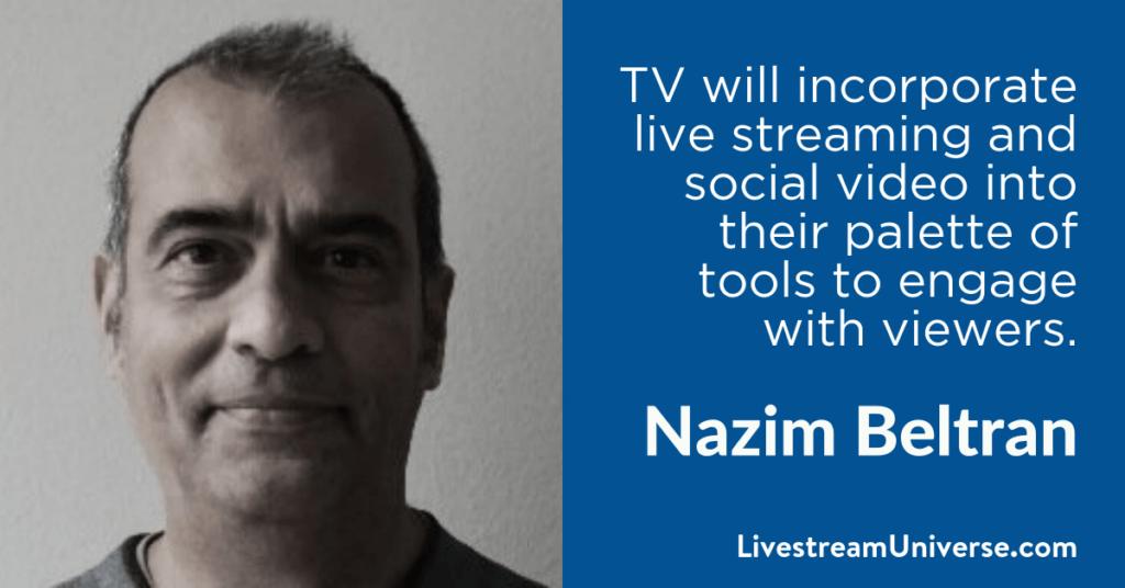 Nazim Beltran 2017 Prediction Livestream Universe