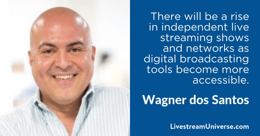Wagner dos Santos 2017 Prediction Livestream Universe
