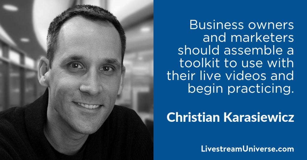 Christian Karasiewicz 2017 Prediction Livestream Universe