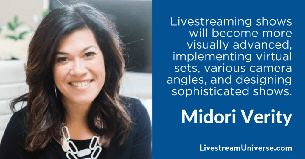 Midori Verity 2017 Prediction Livestream Universe