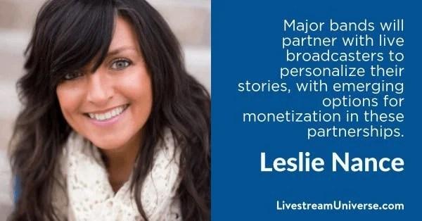 Livestream Universe Leslie Nance 88 Predictions