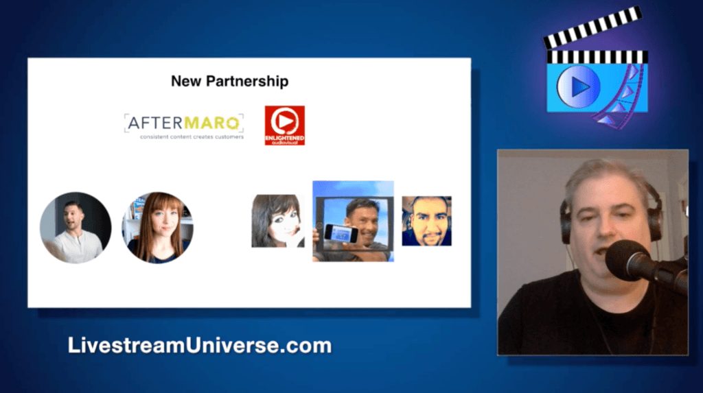 Livestream Universe Update Ross Brand Vincenzo Landino Amy Schmittauer Jennifer Quinn Rob Hix Sam Gonzalez