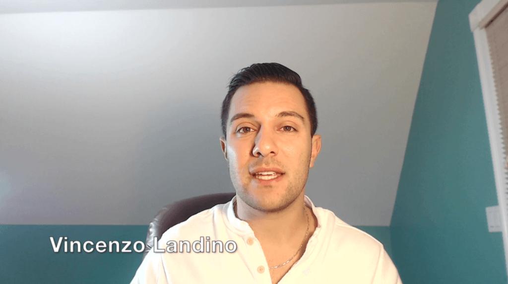 Vincenzo Ladino Livestream Universe Update TDLU 12-13-2016