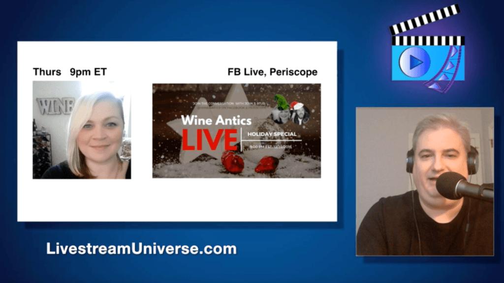 Jenn Nelson Ross Brand Livestream Universe Update