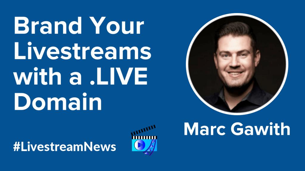 Marc Gawith Livestream Universe News