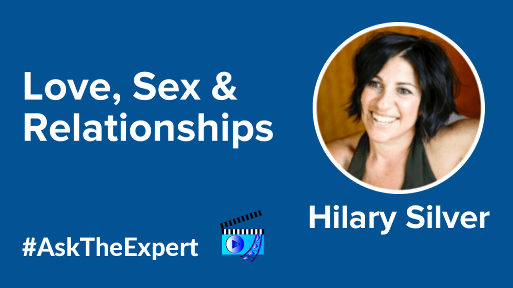 hilary silver ask the expert Livestream Universe