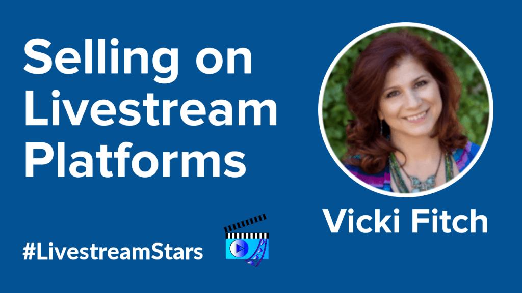 Vicki Fitch Livestream Universe Stars