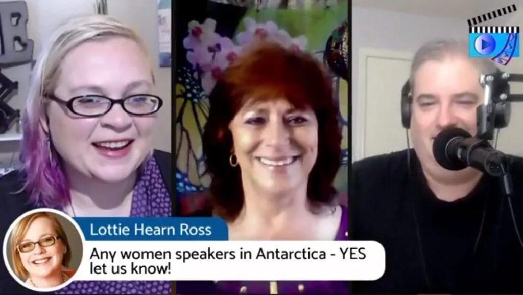 Ladies Go Live Ross Brand Livestream Universe
