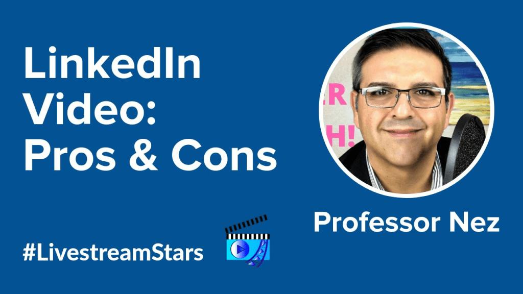 Professor Nez Livestream Universe Stars