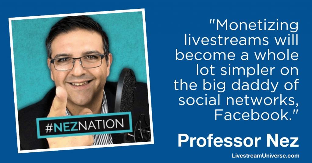 Professor Nez 2018 Prediction Livestream Universe