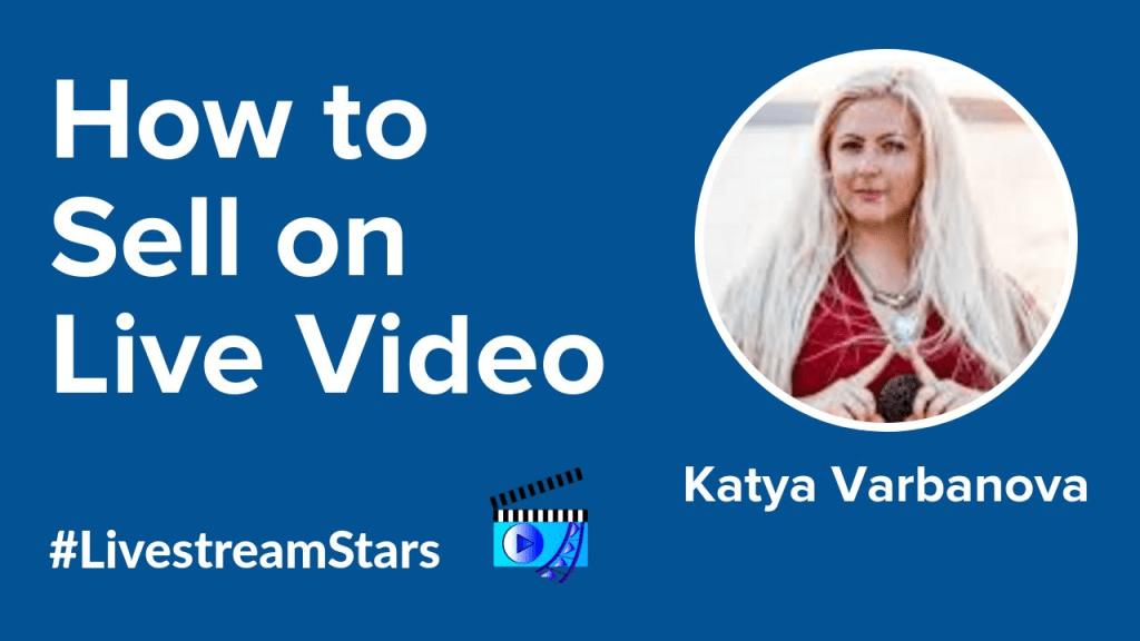 LivestreamKatya Katya Varbanova Livestream Universe Stars
