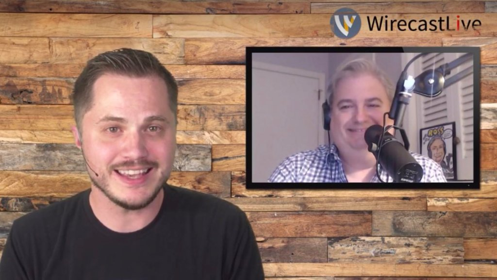 Andrew Haley Telestream Wirecast Live Ross Brand
