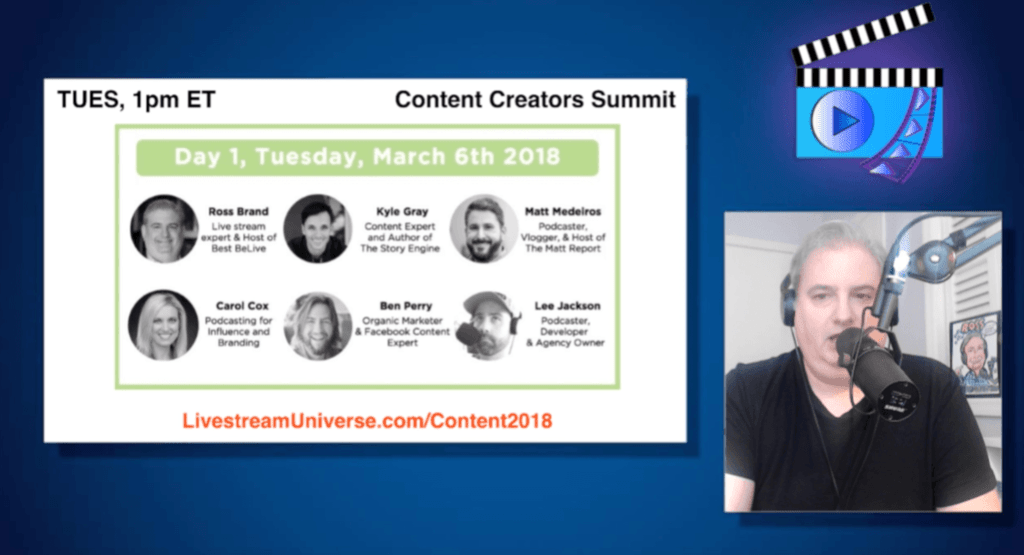 livestream update ross brand livestream universe