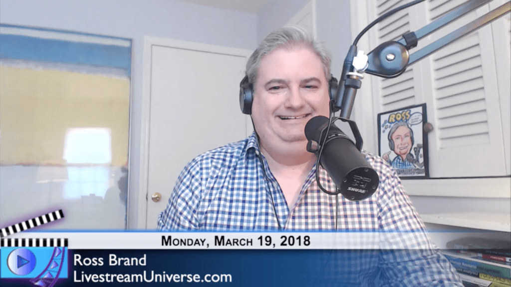 Ross Brand Livestream Universe Update