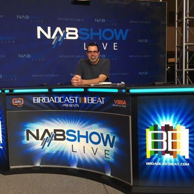 Jeff Adams NAB Show