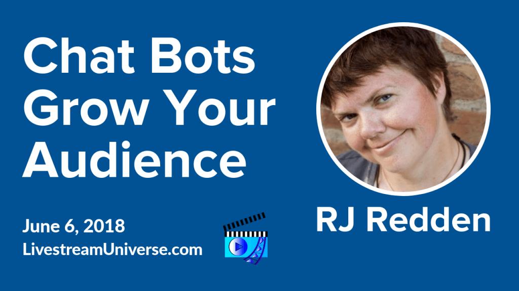 RJ Redden Chat Bots Best of BeLive
